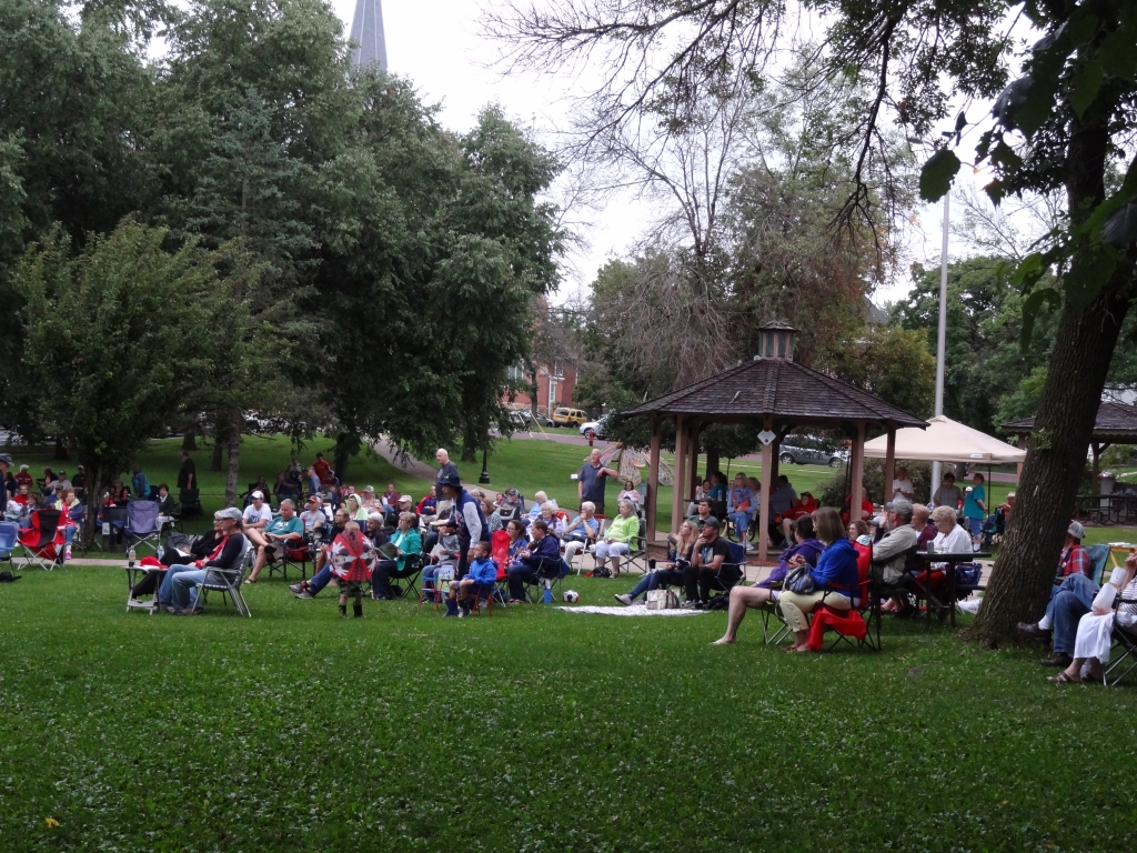 Reedsburg's Concerts in the Park series is back for 2021 after a hiatus due to the pandemic in 2020.Concerts are organized and sponsored by...