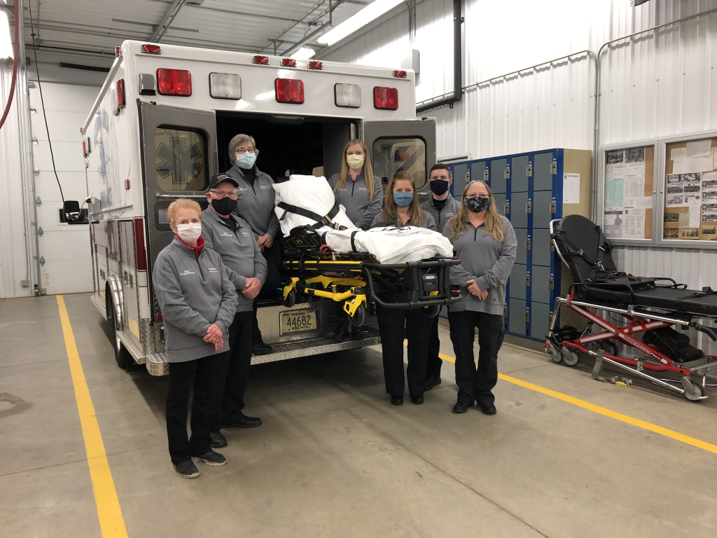 Cazenovia Ambulance has purchased a new stretcher system thanks to community support.The Stryker PowerLoad was added to a second ambulance. It...